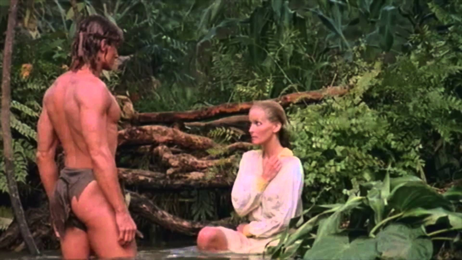 Тарзан членомонстр джунглей порно онлайн 8 фотография