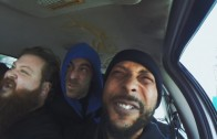 """The Alchemist + Oh No (Gangrene) – """"Driving Gloves"""" feat. Action Bronson (Official Video)"""