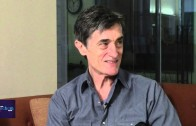 "THE GRAHAM SHOW Ep. 12, Pt. 1: Roger Rees, ""Boy Scouts, Stratford-upon-Avon & Ted Danson"""