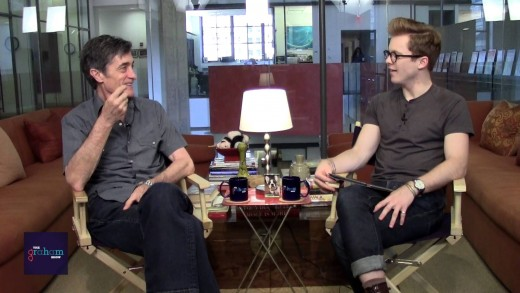 "THE GRAHAM SHOW Ep. 12, Pt. 2: Roger Rees, ""The RSC & To Thine Own Self Be True"""