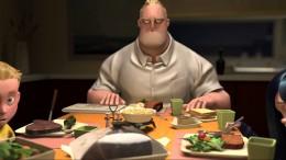 The Incredibles – Dinner Scene [1080p Blu-Ray]