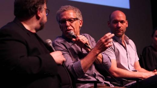 THE STRAIN (TV Series) Q&A with GUILLERMO DEL TORO, CARLTON CUSE and CAST