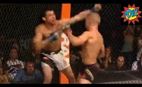 TJ Dillashaw vs Renan Barao 2 KO/TKO/Knockout