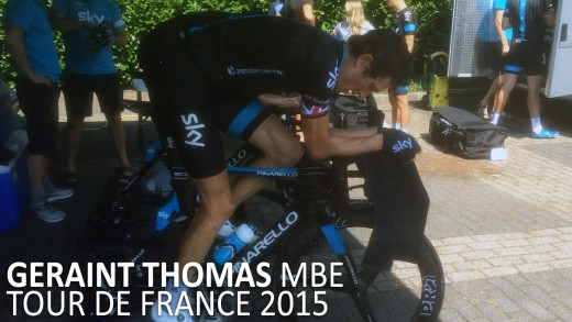 Tour de France 2015 – Geraint Thomas