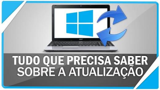 Tudo que precisa saber sobre a atualização para  Windows 10 Final