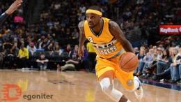 Ty Lawson 25 Pts. 11 Ast. vs Memphis Grizzlies 2015.01.03.