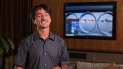 Windows 10 Preview with Joe Belfiore