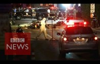 Bangkok bomb: 'There were people with horrific injuries' BBC News