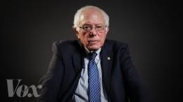 Bernie Sanders: The Vox conversation