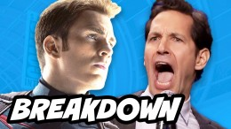 Captain America Civil War D23 Trailer Breakdown