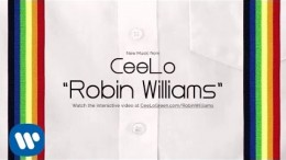 "CeeLo Green – ""Robin Williams"" [Official Audio]"