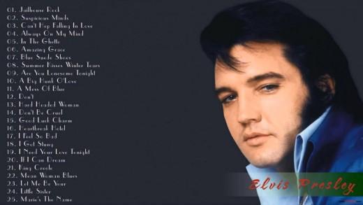 ELVIS PRESLEY: Greatest Hits Of Elvis Presley | Best Songs Of Elvis Presley