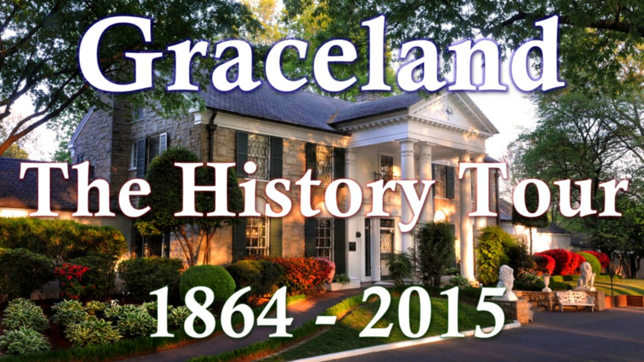 Elvis Presley S Graceland Memphis The History Tour 1864