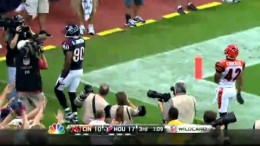 Houston Texans rout Bengals in first ever playoff win – Wild Card playoffs – 01/07/12