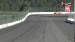 Justin Wilson/Sage Karam Crash – IndyCar @ Pocono 2015.