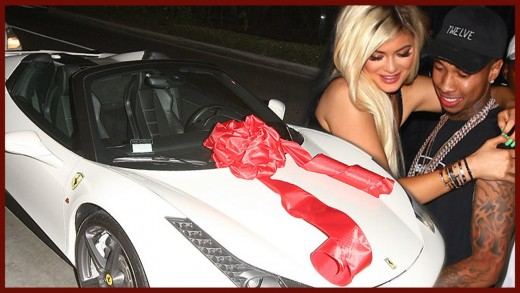 KYLIE JENNER'S INSANE NEW CAR + 18TH BIRTHDAY GUESTS!!