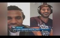 Luke Bryan and Jason Derulo Perform Digital Duet | ABC News