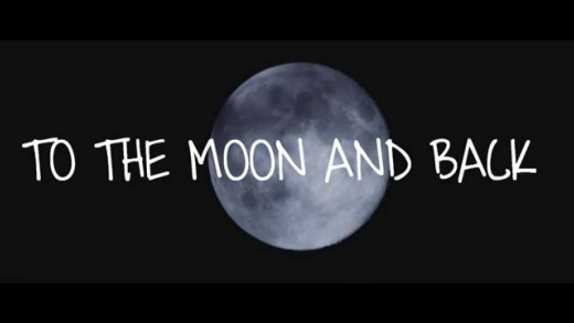 Luke Bryan – To The Moon and Back (with Lyrics)