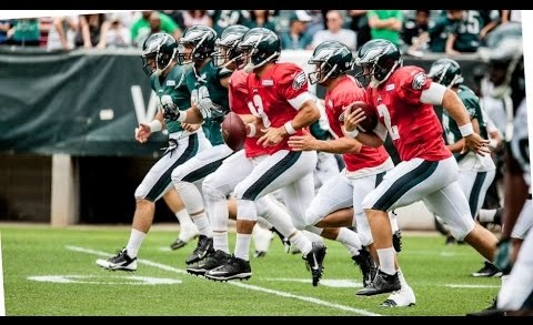 NFL Network Open Practice Philadelphia Eagles 2015 Training Camp