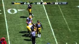 Packers Jordy Nelson Tears ACL in Preseason game vs Steelers 2015