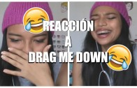 Reacción al video de Drag Me Down-One Direction