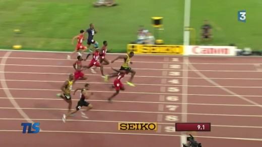 Retour sur le 100m historique d'Usain Bolt