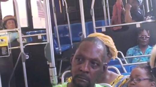 Sean Price as Tyrese on a NYC Bus (Skit/Prank)