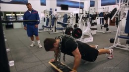 Tim Tebow Training Highlights