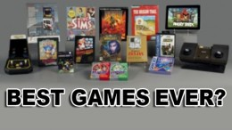Video Game Hall of Fame Finalists Chosen – The Know