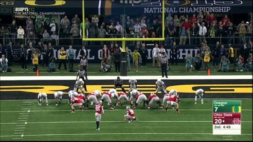 2015  National Championship: #4 Ohio State vs #2 Oregon Full Game cfedit OSU vs Oregon