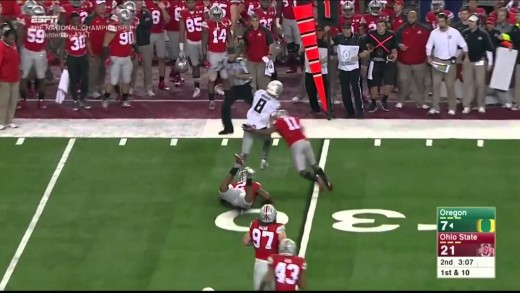 2015 National Championship in 30 minutes – Ohio State vs. Oregon