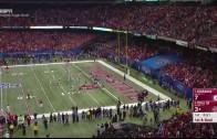 2015 Sugar Bowl: #4 Ohio State vs. #1 Alabama (College Football Playoff Semifinal)