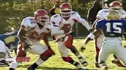Buffalo Bills QB Tyrod Taylor in High School