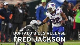 Buffalo Bills Release Veteran RB Fred Jackson