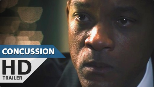 Concussion Trailer (2015) Will Smith (NFL Football Drama)