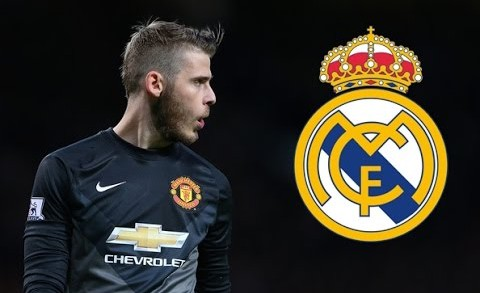 David De Gea – Welcome to Real Madrid – Amazing Saves 2015 | HD