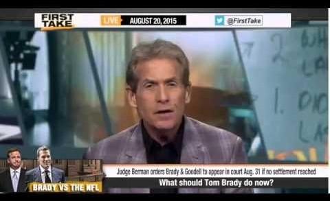 ESPN First Take – What Should Tom Brady Do Now?