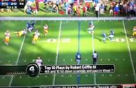 ESPN Top 10 RG3 Plays HD