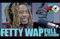 "Fetty Wap Chats About ""Trap Queen"", Taylor Swift, And More! (Full Interview) 
