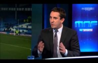 Football Analysis | MNF | Gary Neville's analysis of David De Gea's improvement | 15/12/2014