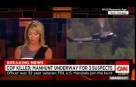 Fox Lake Illinois Cop Shot Killed | Manhunt 3 Cop Killers Fox Lake IL Police Officer ShootingDead
