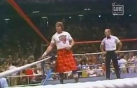 Jimmy Snuka vs Roddy Piper From The Meadowlands, July 15th, 1984