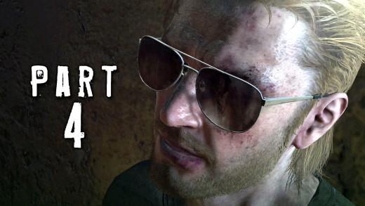 Metal Gear Solid 5 Phantom Pain Walkthrough Gameplay Part 4 – Miller (MGS5)