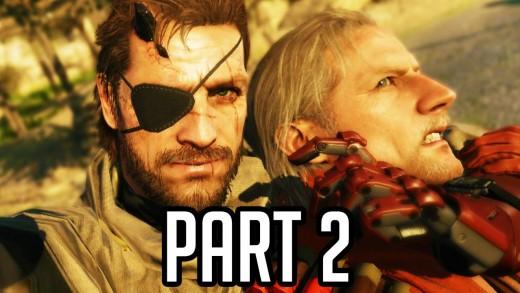 Metal Gear Solid 5 Phantom Pain Gameplay Walkthrough Part 2 – OCELOT (MGS5 PS4 60fps 1080p HD)