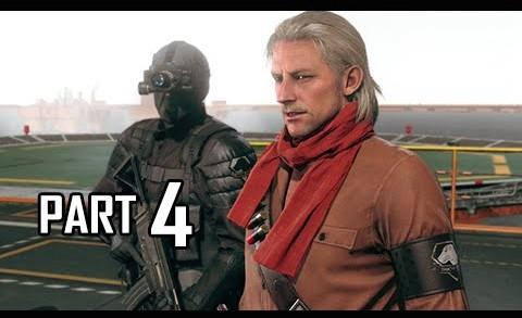 Metal Gear Solid 5 The Phantom Pain Walkthrough Part 4 – Revolver Ocelot Life Tips (PS4 Gameplay)