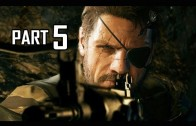 Metal Gear Solid 5 The Phantom Pain Walkthrough Part 5 – Occupation Forces (PS4 Let's Play Gameplay)