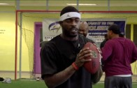 Michael Vick Trains Tyrod Taylor in Year of the Quarterback preview