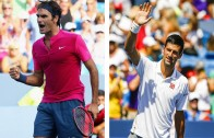 Novak Djokovic vs Roger Federer Highlights á´´á´° Cincinnati Open 2015