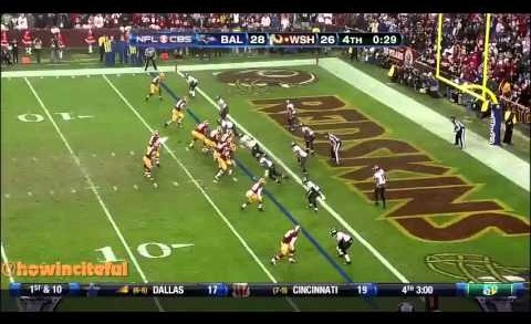 RG3 and Redskins 2012 Highlights