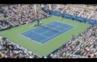 Roger Federer VS John Isner – US Open 2015 – Live from New York 7   September 2015 Day 8